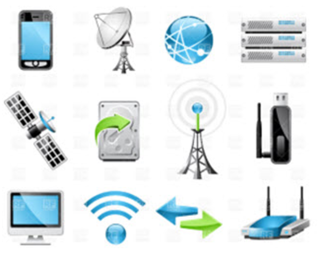 Types of wireless technology